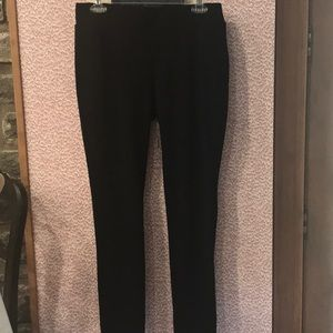 Slim pull on pants
